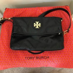 Tory Burch Bags - Tory Burch- Black City Messenger Bag